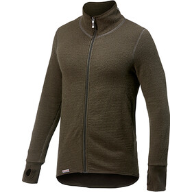 Woolpower 400 Full-Zip Jacket pine green